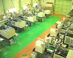 寺方工場内